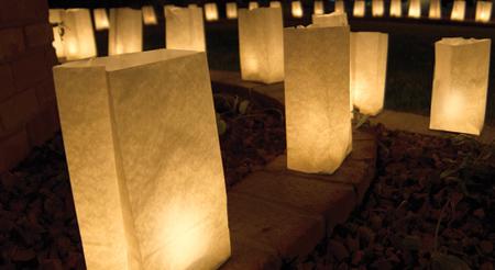Luminary Remembrance Service