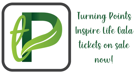 Turning Point's Inspire Life Gala tickets on sale now