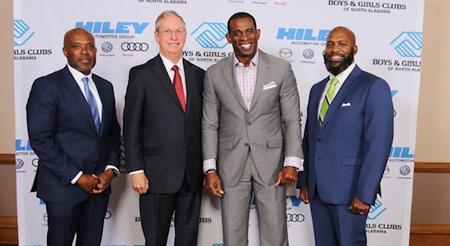 Redstone commits $2 million to the Boys & Girls Clubs of North AL