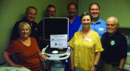 Turning Point receives new ultrasound machine